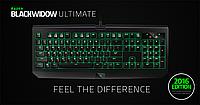 Механическая игровая клавиатура RAZER BlackWidow Ultimate (RZ03-01700700-R3R1)