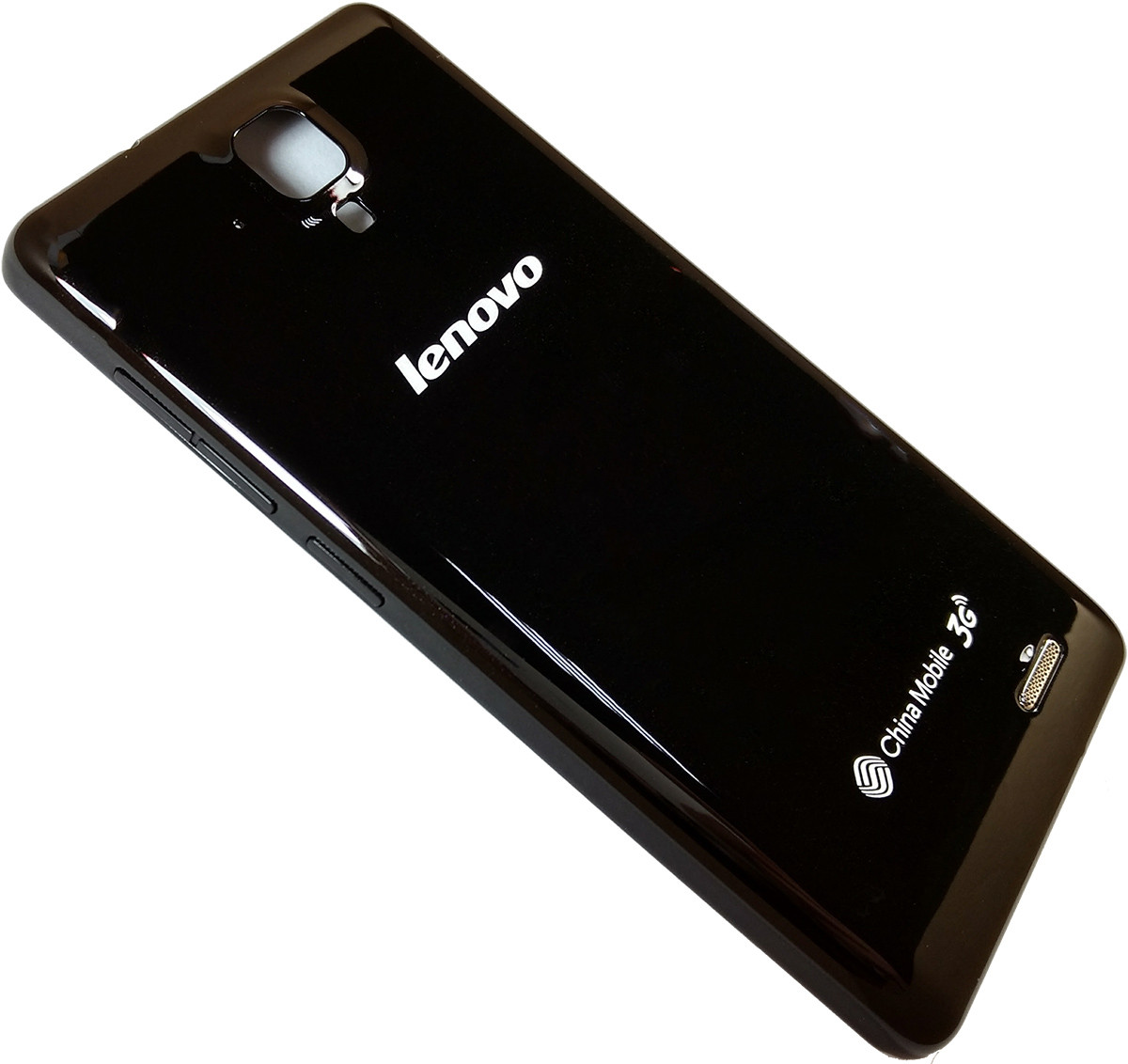 Задняя крышка Lenovo A536 black , сменная панель