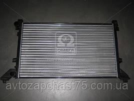 Радиатор охлаждения Volkswagen LT 28-46 1996- производство Tempest