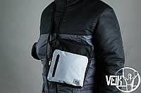 Сумка на плечо Veik black-white
