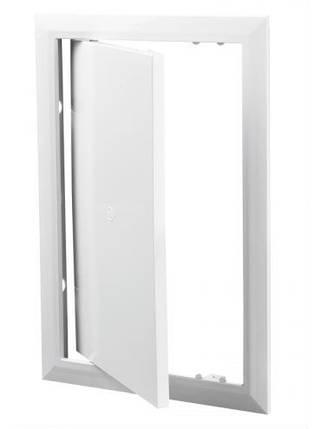 Пластикові ревізійні дверцята Домовент 300*400, фото 2