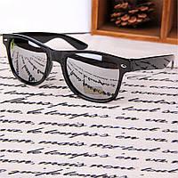 Солнцезащитные очки с зеркальным покрытием Wayfarer