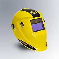 Сварочная маска хамелеон  WARRIOR Tech 9-13 ESAB Yellow