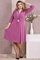 Платье 0205-3 фуксия