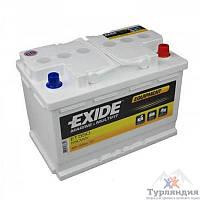 Тяговый свинцово-кислотный аккумулятор Exide ET 550