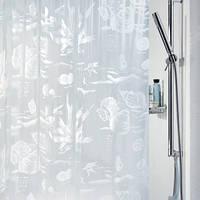 Шторка для ванной виниловая Spirella RIFF 180х200