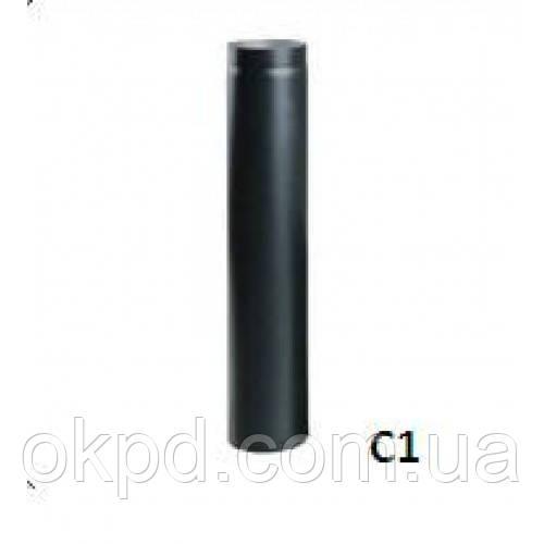Труба Ф120 2мм из ченой стали L-1000 мм