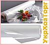 Пленка белая 120 мкм (3м*100 мп) прозрачная, полиэтиленовая