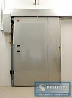 Автоматические одностворчатые двери