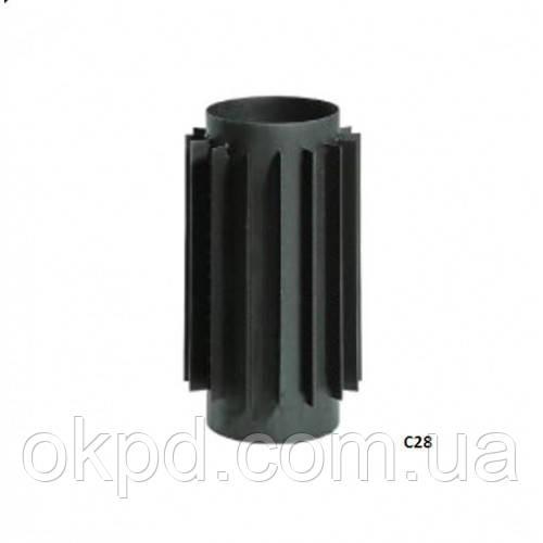 Труба радиаторная  Ф160 2мм из ченой стали