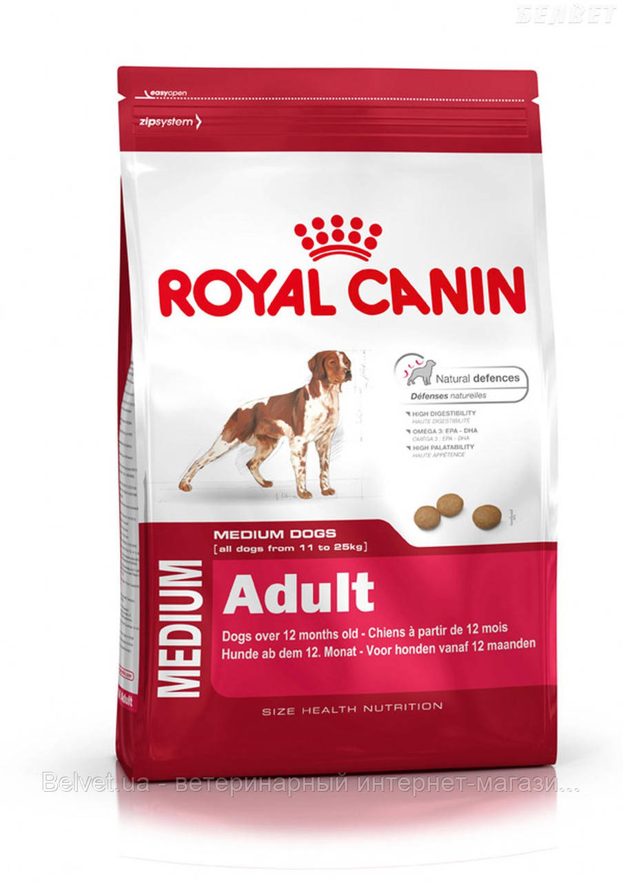 Royal Canin Medium Adult 1 кг