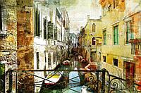 Фотообои каналы венеции