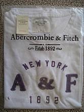 Жіноча футболка жіноча 100% бавовна A&F