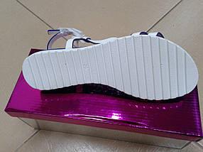 Босоножки  женские качественные и модные LORBACSA 3350-2 А , фото 3