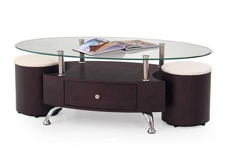Журнальный столик Stella120*65 (Halmar), фото 2