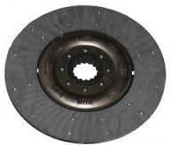 Диск сцепления А-41 СМД (мягкий)