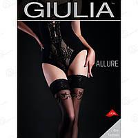 GIULIA женские чулки ALLURE 20 (12) KLG-478 магазин чулков и колгот