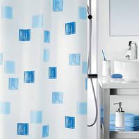 Шторка для ванной текстильная Spirella MILANO 180х200