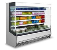 Холодильный стеллаж (горка, регал) TIMOR1.6, фото 1