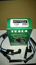 Высоковольтные провода зажигания Tesla T135H для ВАЗ 2108-2110