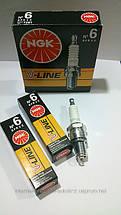 NGK 7281 Свеча зажигания V-6 (BPR5E) комплект