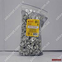 Крепёж кабельный д 10мм кругл (200 шт/уп)