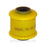 SS20 70101 Втулка амортизатора задней подвески  нижняя 2108-10 (2 шт)
