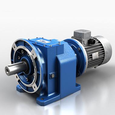 Циліндричний співвісний мотор-редуктор Motovario (Італія)