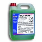 Моющее средство концентрированное, содержит аммиак ULTRANET 5 л. Kiter (Италия)
