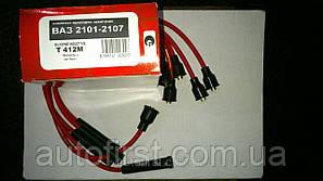Tesla T412M Высоковольтные провода ВАЗ 2101 - 2107