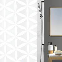 Шторка для ванной текстильная Spirella RANIA 180х200