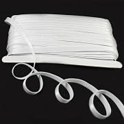 Резинка для бретель 1 см. белая.