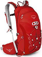 Надежный рюкзак 9 л. для треккинга Osprey Talon 11 S/M красный