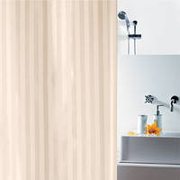 Шторка для ванной текстильная Spirella MAGI 180х200 жасмин