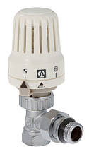 Клапан с термостатической головкой для рад. угловой Valtec