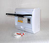 """Автоматика GAZDA G105-3-15, релейная """"Классика"""" для 3-фазных систем до 15 кВт"""