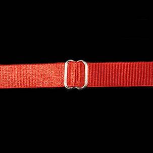 Резинка для бретель 1 см -красный., фото 2