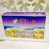 Морепродукти моллюски ALMEJONES al natural