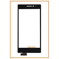 Сенсор (тачскрин) Lenovo Vibe X2 Black Original