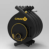 Печь Булерьян для дома Canada classic тип 00 - 06. Bullerjan Canada, фото 1