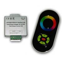 Контроллер RGB 18A-RF 5 кнопок (6А канал)