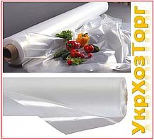 Пленка белая 40 мкм (3м*100 мп) прозрачная, полиэтиленовая