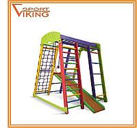 Детский спортивный комплекс для дома «Акварелька мини»