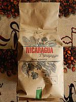 Зерна кофе никарагуа марагоджип 250гр.