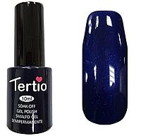 Гель лак Tertio Темно-лазурный №083