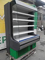 Горка Росс Модена б/у, Холодильная горка б/у, Холодильный регал б у, фото 1