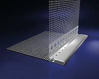 Профиль расширительный угловой LS PVS с сеткой. 2.5м