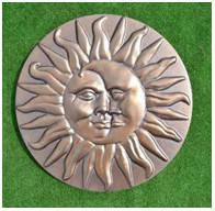 Солнце-луна (бетон)