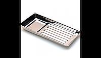 Лоток металлический 195 х 90мм для стерилизации и хранения инструментов, Kodi