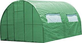 Каркасная теплица Click Green House под пленку или полиматериал 4м (Time Eco TM)